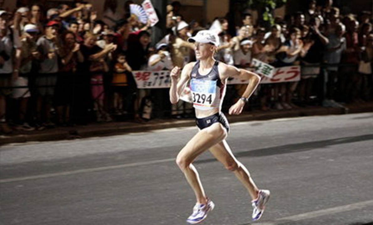 deena kastor 2010 nyc marathon