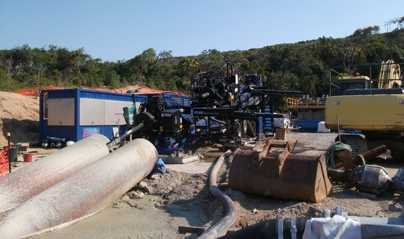Directhit Trenchless drill and mud pump hire Australia-wide Perth, Brisbane, Sydney, Melbourne