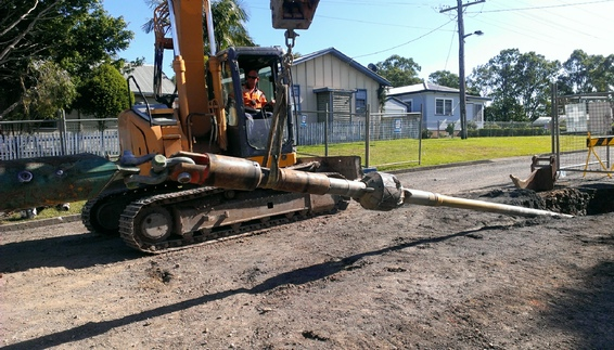 Directhit Trenchless rock drilling Australia-wide Perth, Brisbane, Sydney, Melbourne
