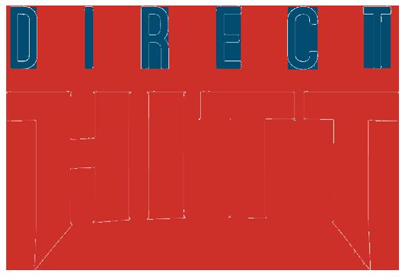 Directhit Trenchless Logo