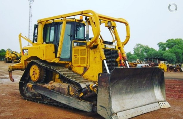 Burns Equipment Dozer