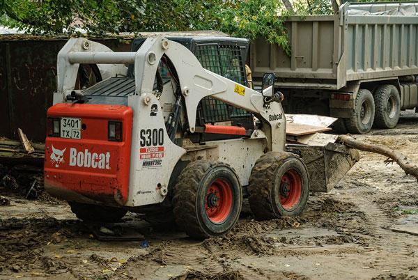 Enco Projects Construction Equipment for Hire Bobcat Hire Mini Excavator Hire