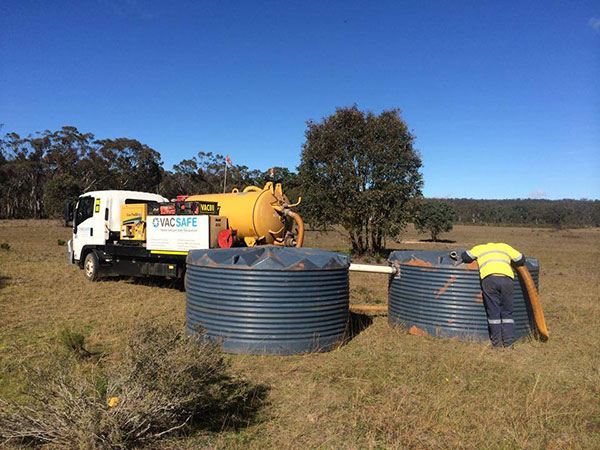 Vacsafe-cleaning-out-drillers-tanks-excess-water-and-waste-removal-mudgee