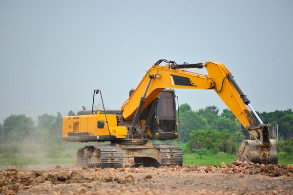 CAT 323 Excavator