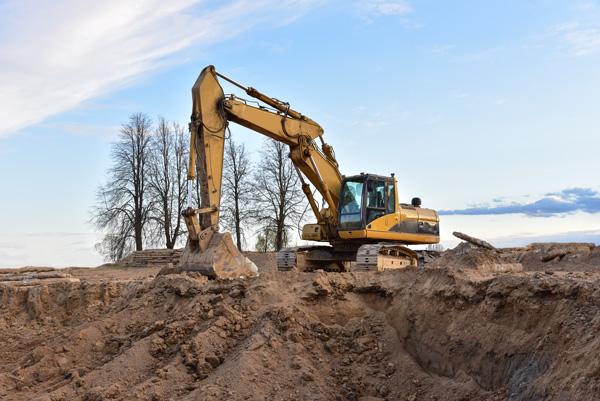CAT 330 Excavator
