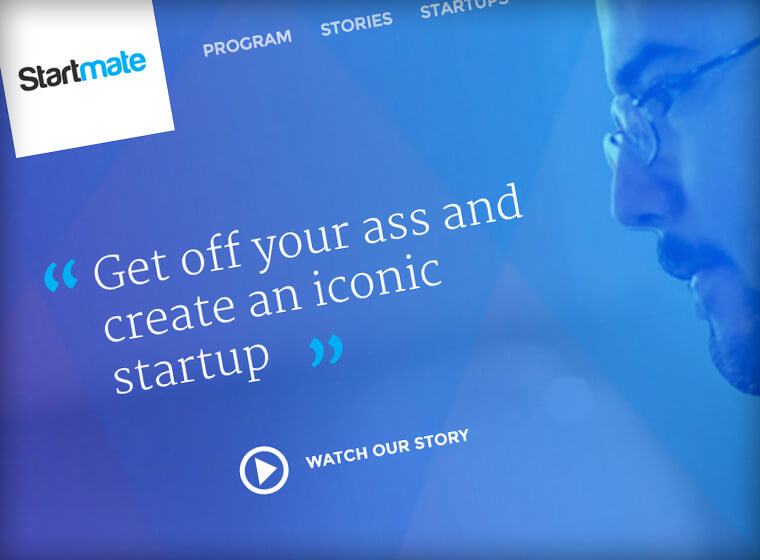 Startmate Website