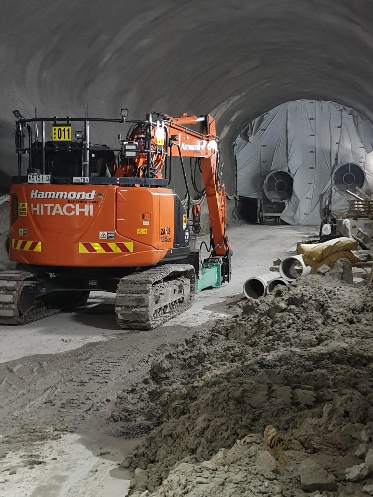 hammond-earthmoving-excavators-for-rent-brisbane