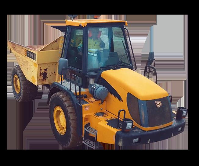 Haul Truck Hire Sunshine Coast Diggerman Earthmoving