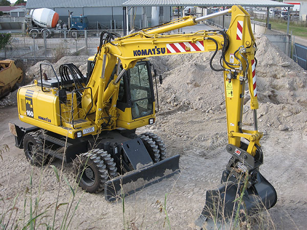 Hawe Earthmoving Construction & Plant Hire Bundaberg