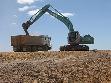 Hawe Earthmoving Bulk and Detailed Excavation Bundaberg