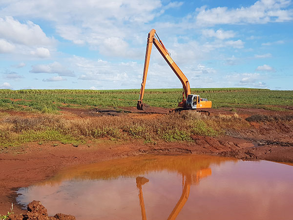 Hawe Earthmoving Water Reticulation Bundaberg