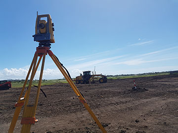 Hawe Earthmoving Machine Control Bundaberg