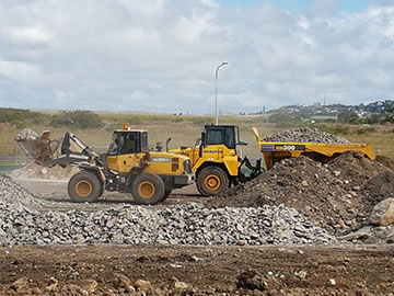 Hawe Earthmoving Gravel Supplies Bundaberg