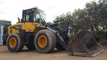Hawe Earthmoving More Plant Hire Bundaberg