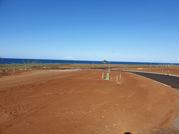 hawe-earthmoving-projects-Completed-Ocean-Heights-Estate--Elliott-Heads-bundaberg