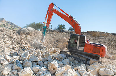 Hawe Earthmoving Rock Breaking Bundaberg