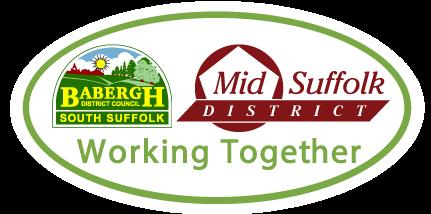 Babergh and Mid Suffolk Logo