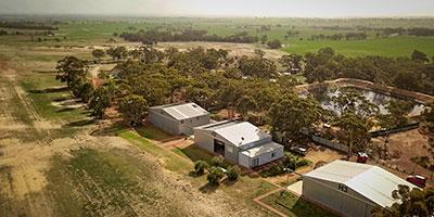 WhiteGum Farm Caravan park and Air Park