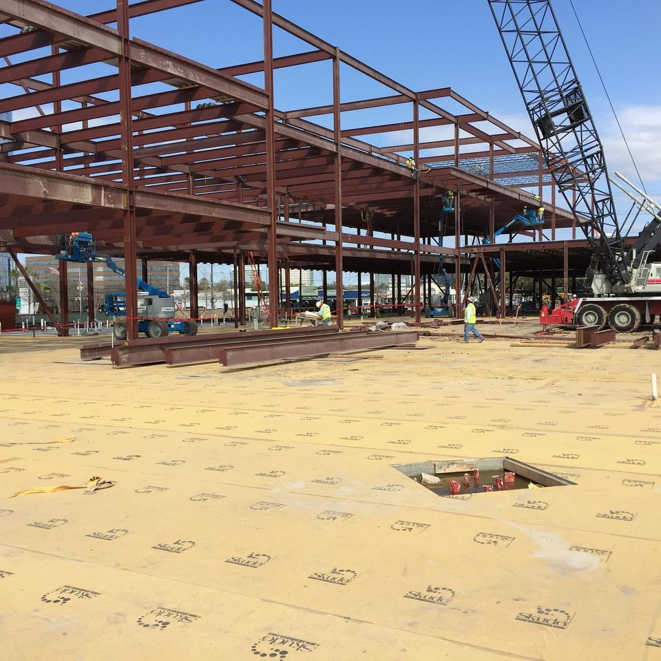 Honcho Supplies HT Commercial Mat concrete protection system