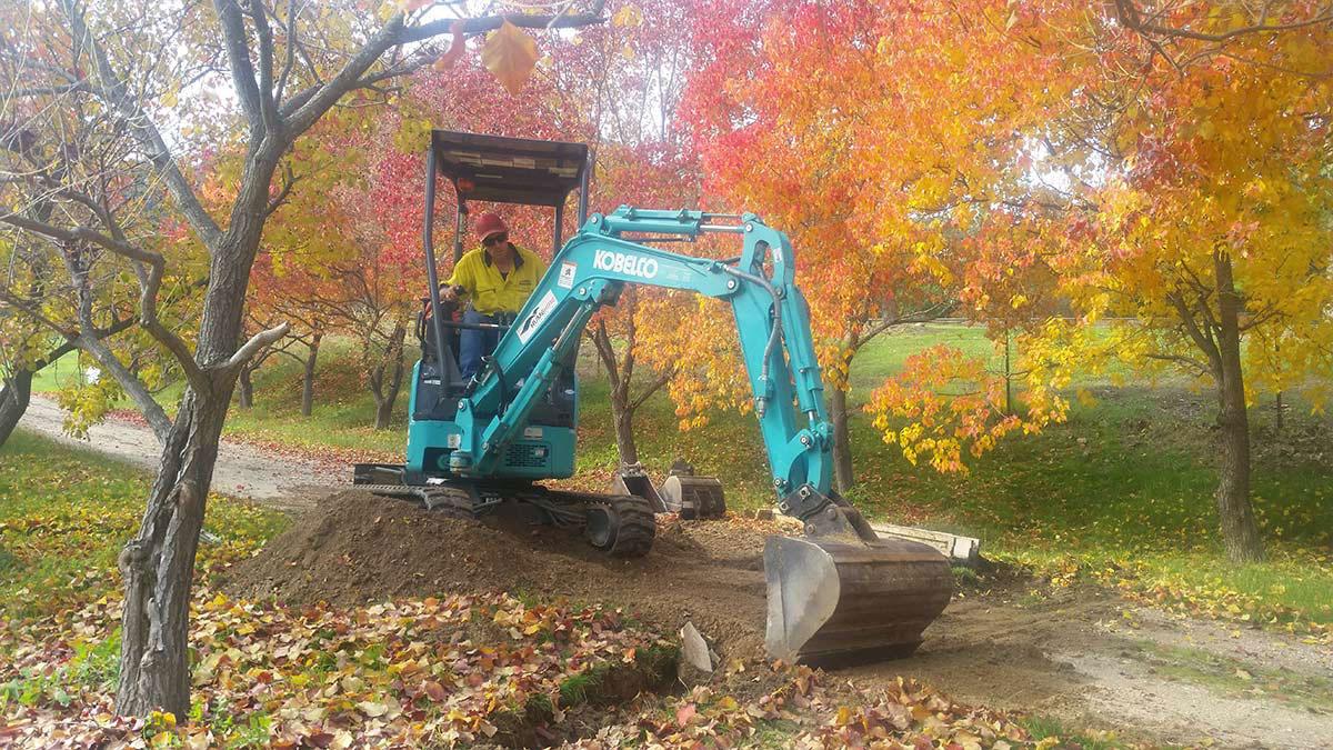 Hume Hire Excavator Hire Lavington