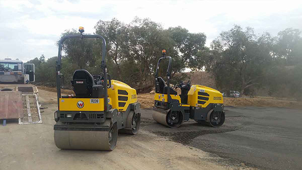 Hume Hire Rollers for hire Lavington