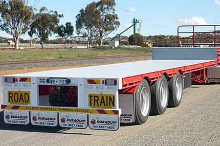Hume Hire FREIGHT_TRAILERS haulage services Lavington