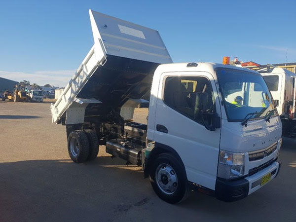 Hume Hire mini tipper hire lavington
