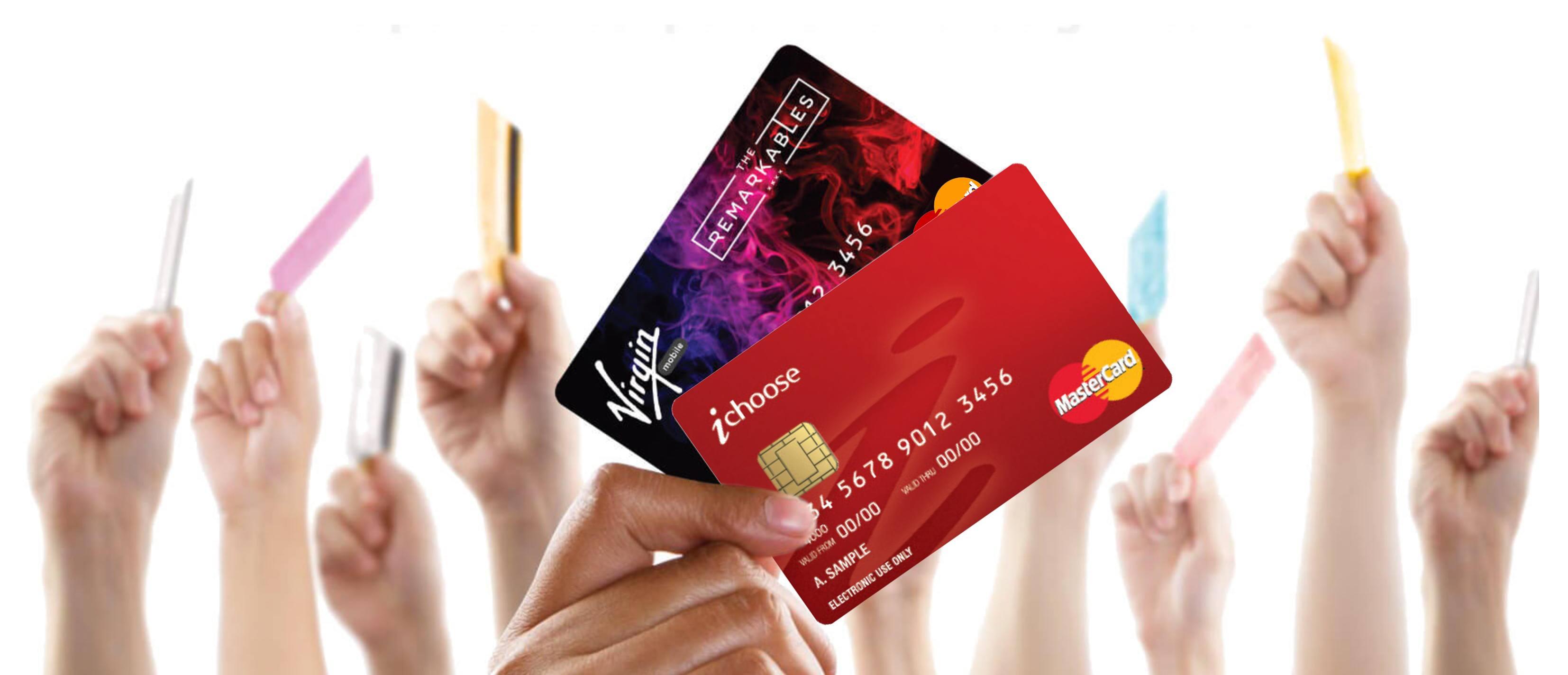 iChoose VISA prepaid branded and non-branded cards