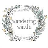 Wandering Wattle logo illustration