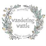 Wandering Wattle logo illustration