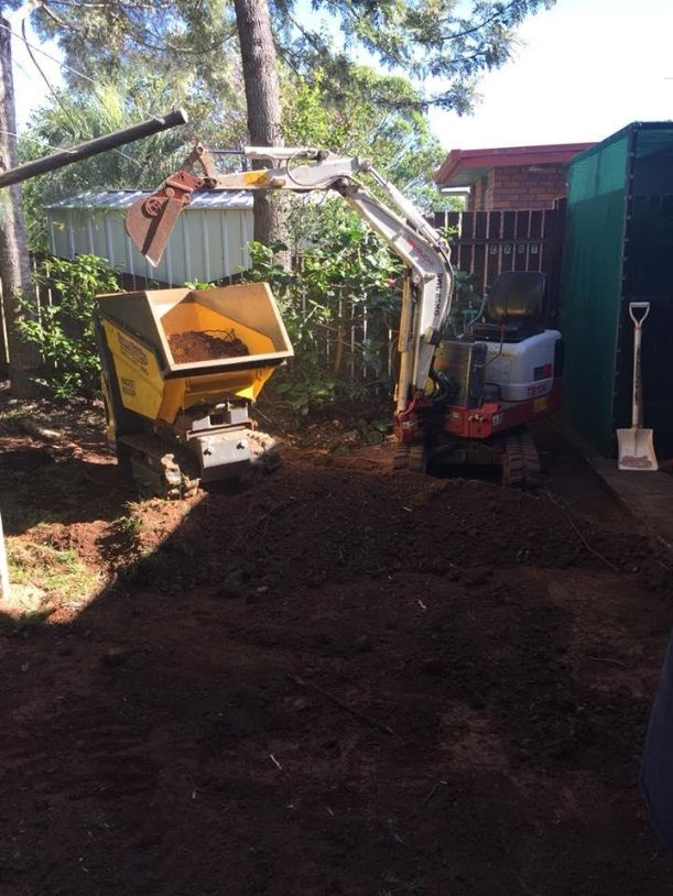 Site Preparation for Turf Laying