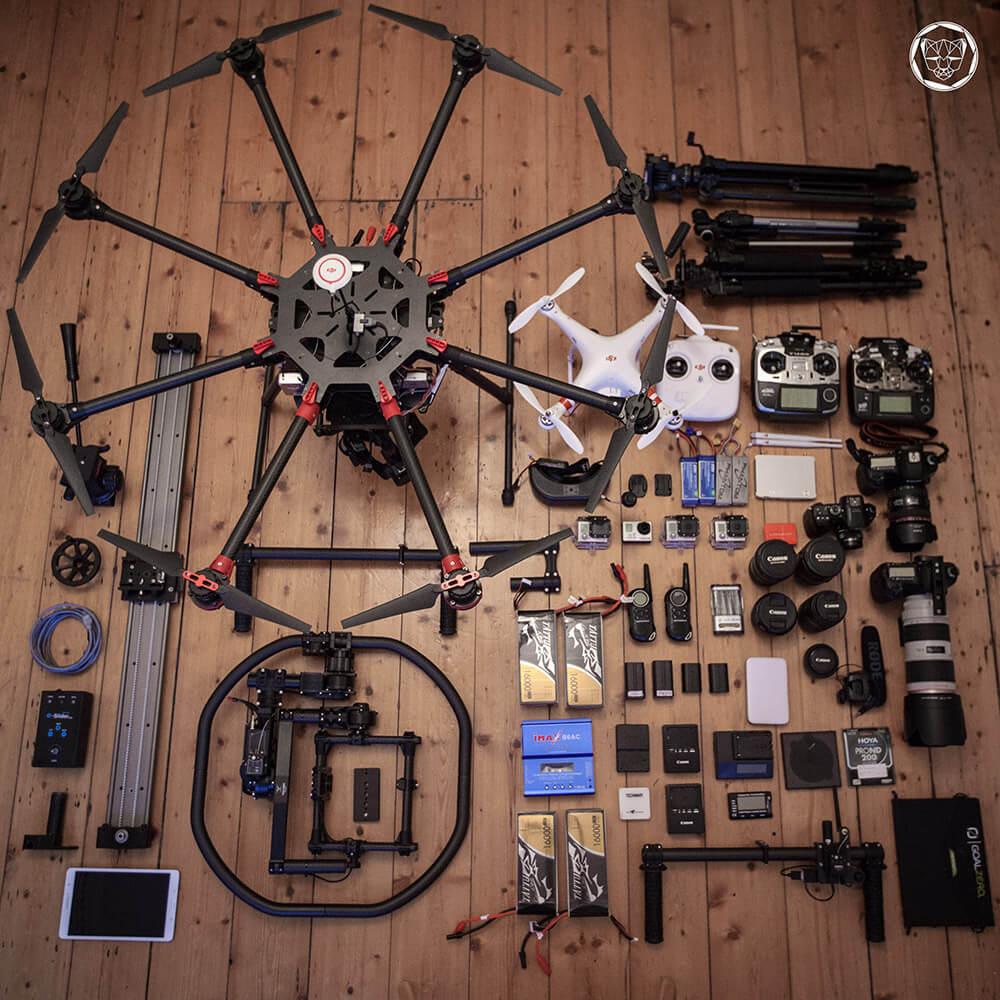 Media Drone Kit