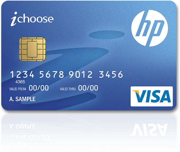 iChoose Co-Branded Visa card