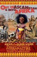 Out of ASCAN and into Africa invitation