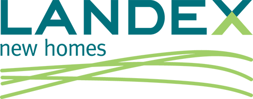 Landex New Homes logo