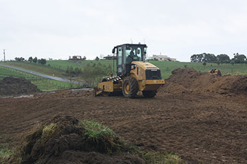 latrobe excavations horse manège and arena construction latrobe valley