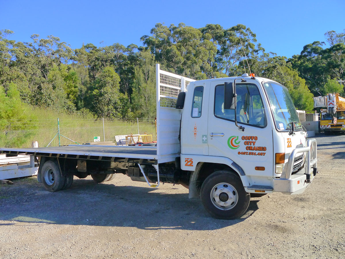 3T Truck Hire Coffs Harbour