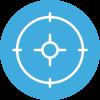 Amayaco acelerador corporativo con icono de gps
