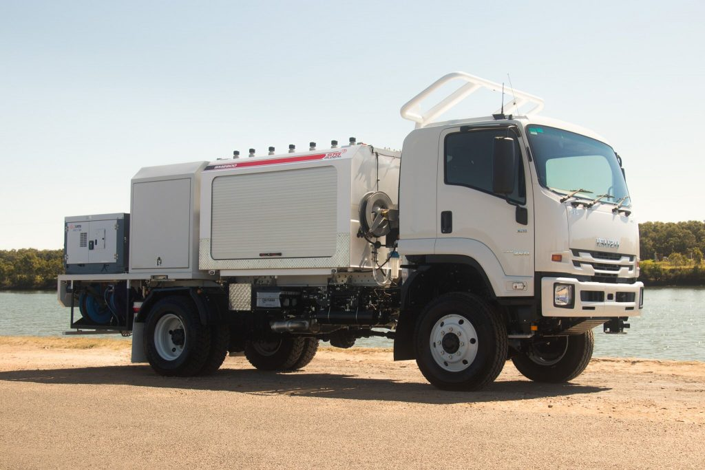 STG Global 4900L Lube Trucks for Sale