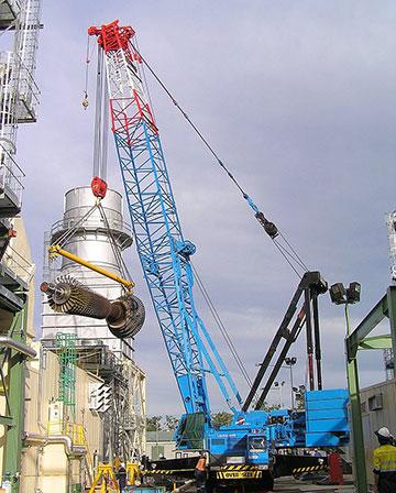 lampson-truck-mounted-crane-hire-toronto