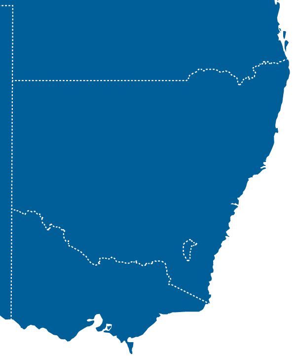 Twin Connect Australian East Coast