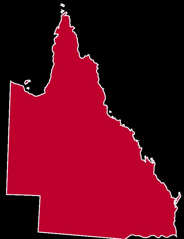 Manhole Form Hire Queensland Map