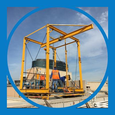Non-slewing Mobile Cranes