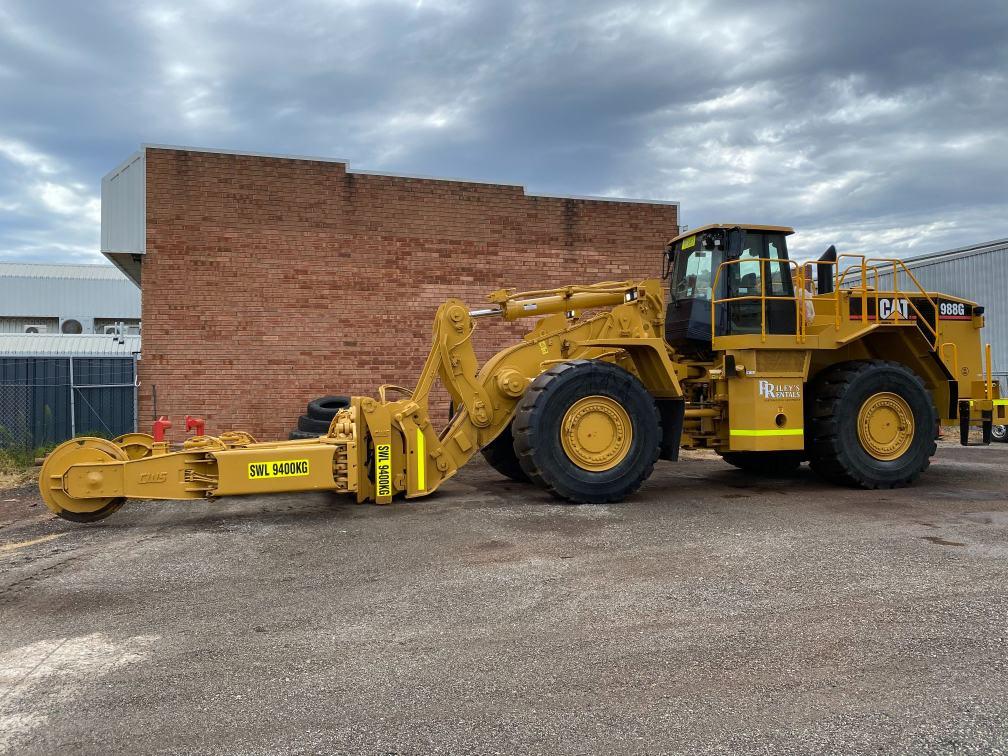 CAT 349D Excavator for Hire