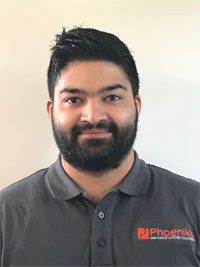 Praneet Purewal joins the Phoeniks Team