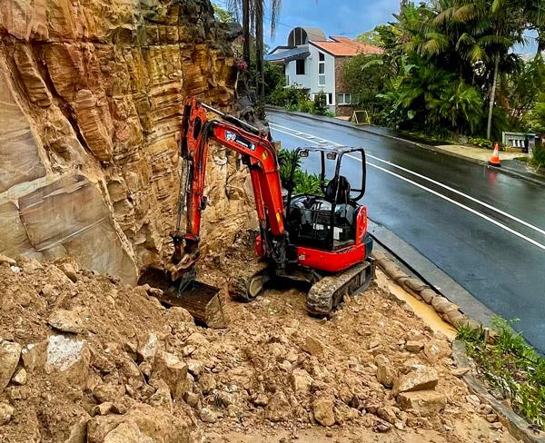 Rick-Davis-Contracting-Site-Clearing-Excavator-Hire-Sydney