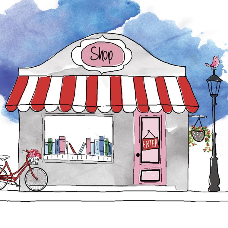 Shop Illustration by Skart & Savvy Designs