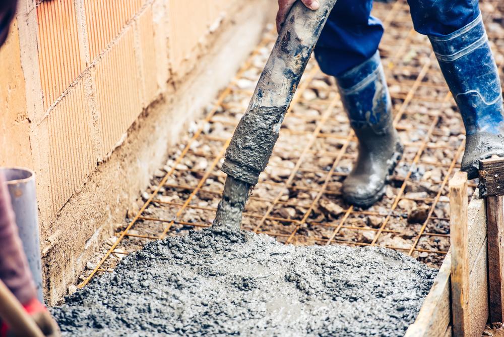 concrete pump for hire