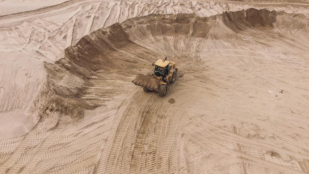 Gayndah quarry