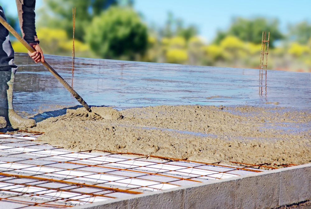 concrete slab suppliers